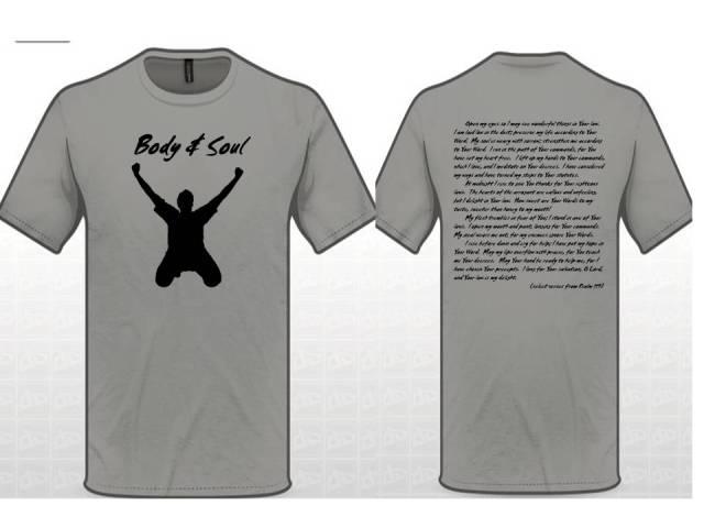 Body & Soul shirt